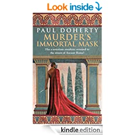 Murder's Immortal Mask (Ancient Roman Mysteries)