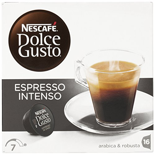 3X PACKS OF NESCAFE DOLCE GUSTO ESPRESSO INTENSO COFFEE CAPSULES