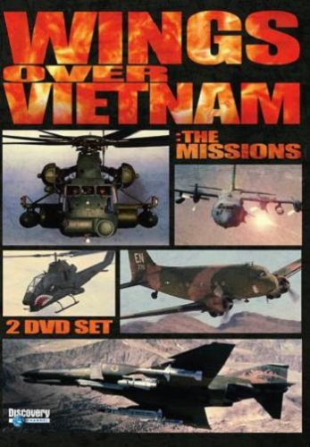 Wings Over Vietnam - the Missions [DVD]