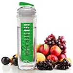Fruit Infuser Water Bottle - Best For...