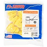 Fi-Shock ICY-FS Corner Post Insulator, Yellow