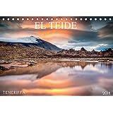 El Teide, Teneriffa (Tischkalender 2014 DIN A5 quer): Der Majestätische Teide Vulkan in seiner vollen Pracht (...