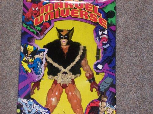 """Feral Wolverine 10"""" Figure - 1"""
