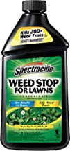 Spectracide 95834 Weed Stop for Lawns 32-Ounce Concentrate