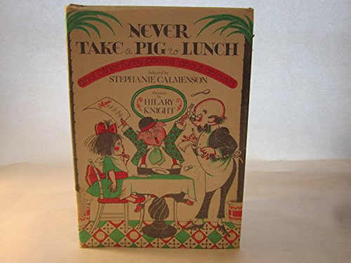 Never Take A Pig To Lunch front-840555