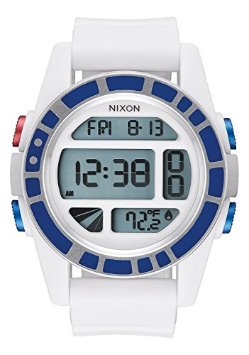 [ニクソン] NIXON×STARWARS 腕時計 ウォッチ スターウォーズコラボモデル R2-D2 数量限定モデル メンズ