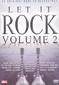 Let It Rock: Volume 2 [DVD] [2003]