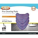 Vax Lot de 3 pads de nettoyage Pro authentiques