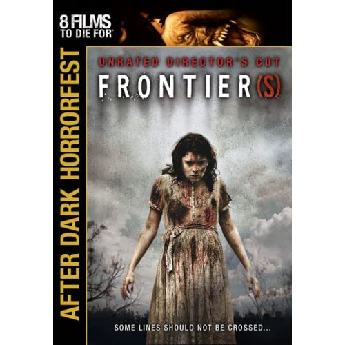 51IgKYIsekL. SS500  Advance DVD Review: Frontier(s)