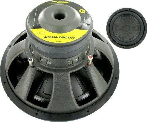 Mclaren Audio Mlw15Cvr 15-Inch 1000-Watts Woofer
