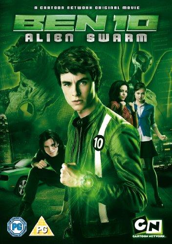 Ben 10 - Alien Swarm [DVD]