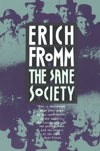 The Sane Society (Roman)