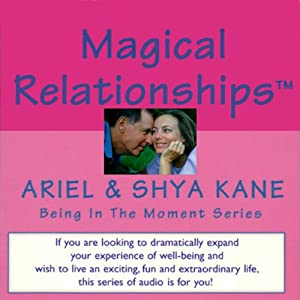 Magical Relationships | [Ariel and Shya Kane]