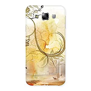 Nature Pattern Back Case Cover for Samsung Galaxy E5
