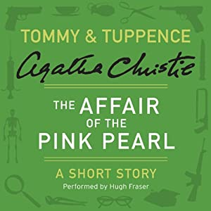 The Affair of the Pink Pearl Audiobook