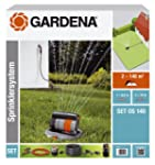 Gardena - Kit Arroseur oscillant esca...