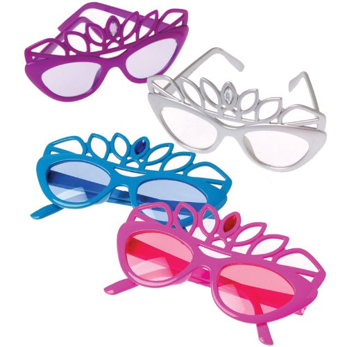 Crown Sunglasses (1) Party Supplies