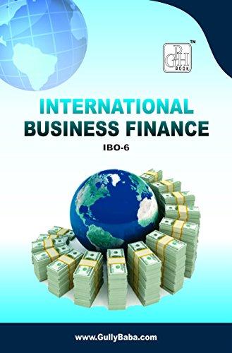 international business finance books pdf