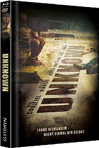 Unknown - Traue niemandem nicht einmal dir selbst - Mediabook (+ DVD) [Blu-ray] [Limited Edition]