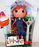 Lalaloopsy - Ace Fender Bender with Monkey - 13