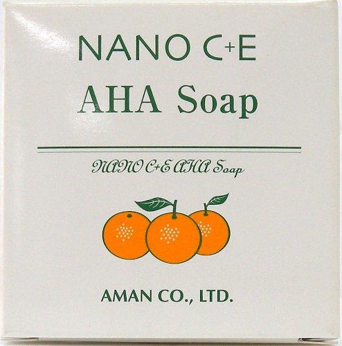 ナノシープラスイー ナノシープラスイー AHAソープ 90g