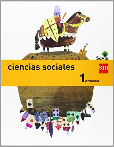 Ciencias sociales. 1 Primaria. Savia
