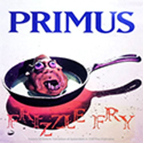 Licenses Products Primus Frizzle Fry Sticker