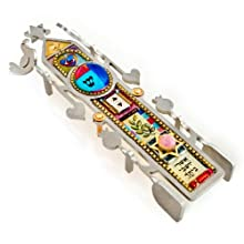 Seeka Column of Blessing Mezuzah from The Artazia Collection M0161