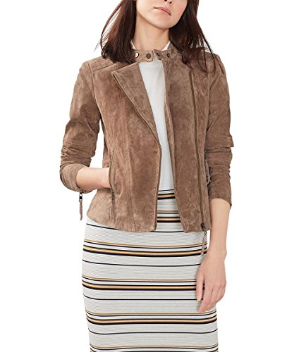 ESPRIT 086EE1G024, Giacca Donna, Marrone (Taupe), 36
