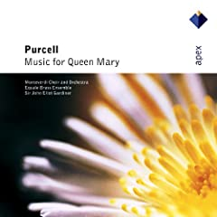 Purcell : Music for Queen Mary - Apex