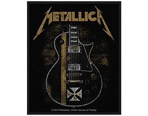Metallica - Hetfield Guitar - Toppa/Patch