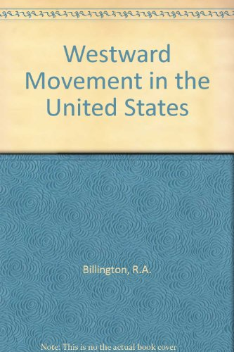 Westward Movement in the United States