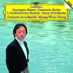 Bizet: Carmen Suite L'Arlesienne Su