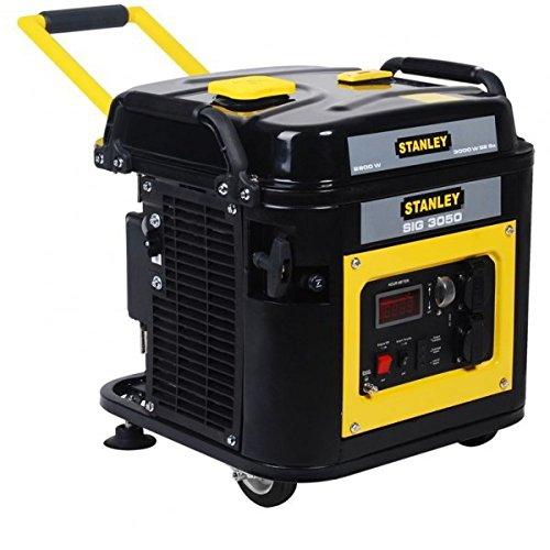 Generatore Di Corrente Inverter Stanley Sig 3050 3Kw