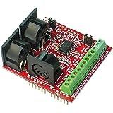 SHIELD-MIDI Arduino Midi Shield With Keyboard And Piezo Inputs