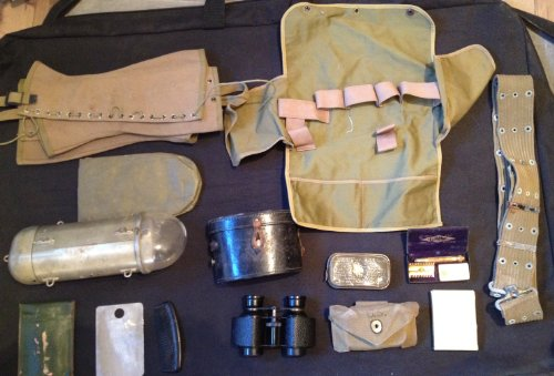 Lot Of American Wwii Equipment