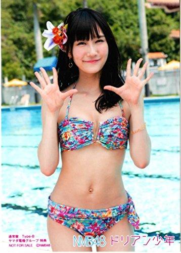 NMB48 公式生写真 ドリアン少年 ヤマダ電機 店舗特典 矢倉 楓子
