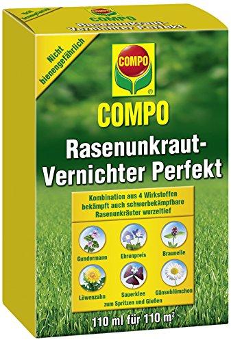 Rasenherbizid unkraut-Vernichter Perfekt 110 ml, grün