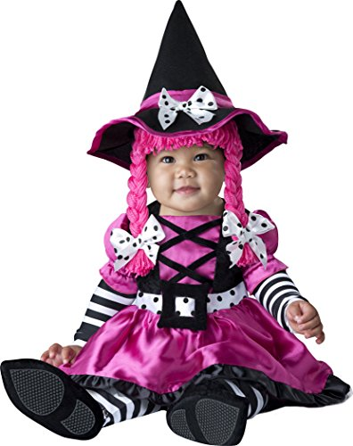 InCharacter Costumes Baby Girls' Wee Witch Costume