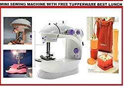 Mini Sewing Machine With Free Festival Offer