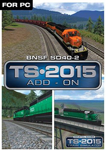 Bnsf Sd40-2 Loco Add-On [Download]