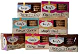 Lucy's Gluten Free Combo Box, 8-Count Box