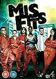 Misfits: Series 4 [DVD]