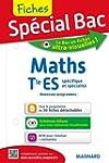 Maths Tle ES sp�cifique et sp�cialit�