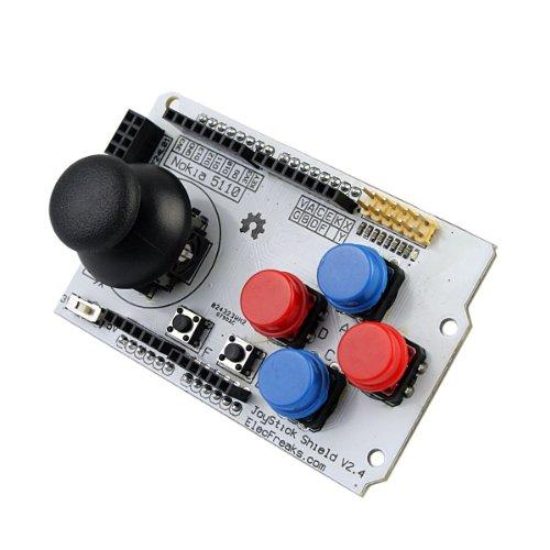 Generic Shd-Jk Joystick Shield V2.0 Module For Arduino Boards Develop Test Diy