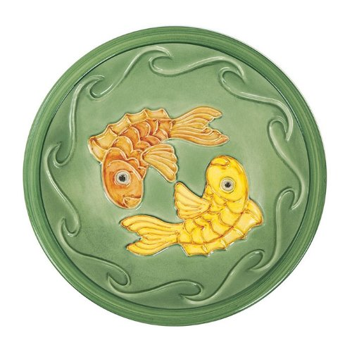 Achla Designs Green Fish Bowl