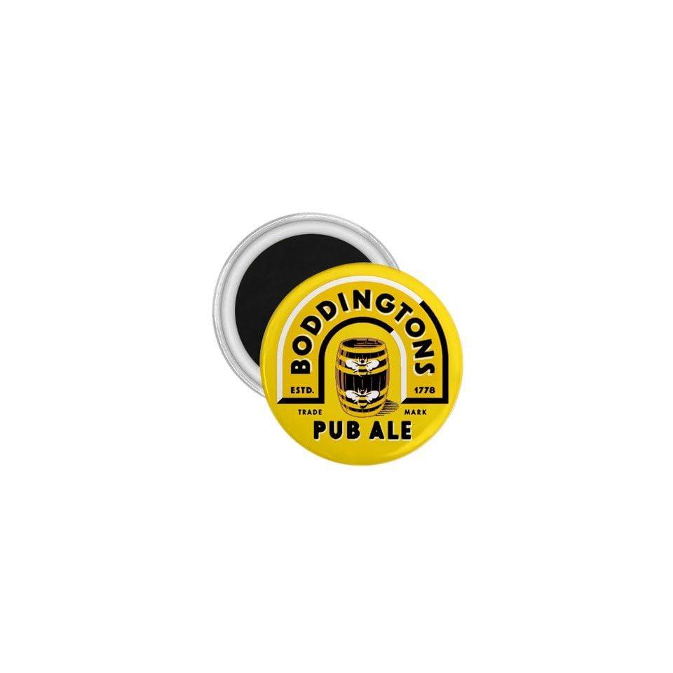 Boddingtons English Pub Ale Beer Souvenir Magnet 2.25