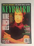 img - for 1994 Trent Reznor Nine Inch Nails Keyboard Magazine March 94 : Hardcore Electro Metal Raw & Twisted Interview : MAC & PC Report book / textbook / text book