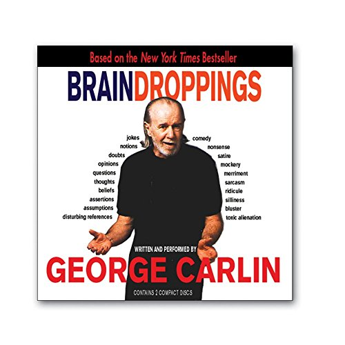 George Carlin Brain Droppings Cd