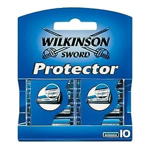 Wilkinson - 10 Lames de Rasoirs - Homme